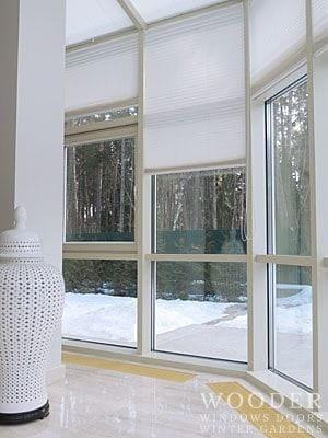 Окна из дерева от производителя